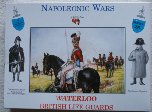 A Call To Arms 1/32 CAL3226 British Life Guards (Napoleonic)